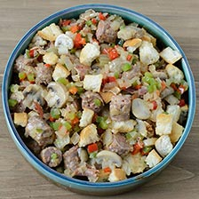 Pancetta and Sausage Stuffing Recipe