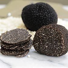 Fresh Black Summer Truffles from France