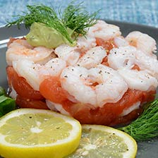 Shrimp Tomato Salad Recipe