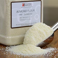 Almond Flour - Fine Ground in Twist Off Jar