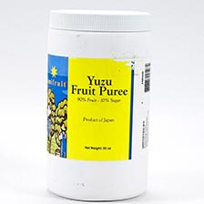 Yuzu Fruit Puree