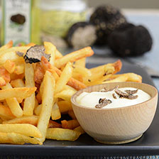 Black Truffle Fries Recipe