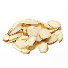 Almonds, Sliced - Raw/Natural
