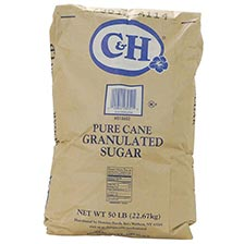 White Granulated Sugar