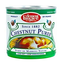 Chestnut Puree - Unsweetened, All Natural