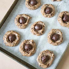 Cocoa Truffle Chocolate Chip Cookies Recipe