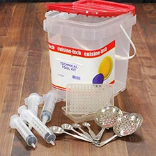 Molecular Gastronomy Essential Tools Kit
