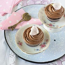 Double Chocolate Cupkaes