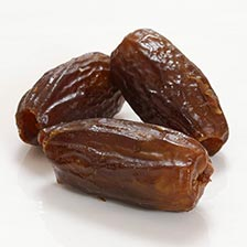 Dried Dates, Pitted (Deglet)
