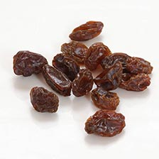 Dried Raisins, Black - Thompso Select