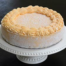 Florida Orange Sunshine® Cheesecake