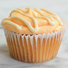 Florida Orange Sunshine® Filled Cupcakes