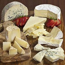 Classic French Cheese Board #2