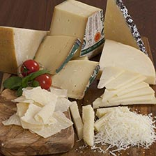 Italian Cheese Sampler | Gourmet Food World | Buy Italian Cheese Gift Basket
