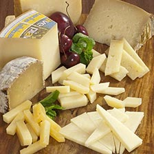 Firm Friends: A Srudy in Hard Cheeses