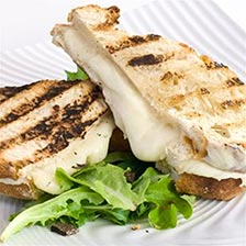 Grilled Truffle Cheese Sandwich Recipe