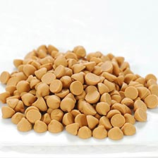 Guittard Butterscotch Chips - 1,000 count per lb