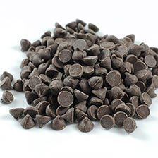Guittard Chocolate Chips - Semisweet, 1,000 count per lb
