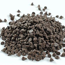 Guittard Chocolate Chips - Semisweet Minis, 4,000 count per lb