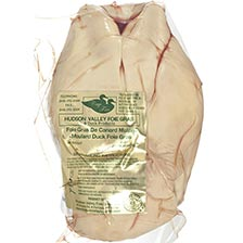 Whole Lobe of Fresh Duck Foie Gras - Grade A - Flash Frozen