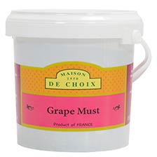 Grape Must Mustard - Whole Grain