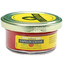 Red Capelin Caviar