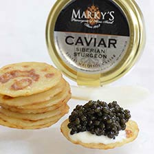 Royal Siberian Sturgeon Caviar Gift Set