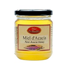 Pure Acacia Honey - Raw Honey