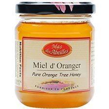 Pure Orange Tree Honey - Raw Honey