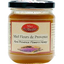 Pure Provence Flowers Honey - Raw Honey