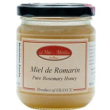 Pure Rosemary Honey - Raw Honey