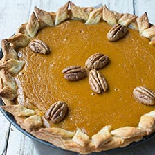 Mascarpone Pumpkin Pie Recipe