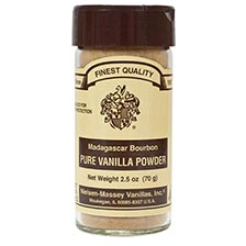 Madagascar Bourbon Pure Vanilla Powder