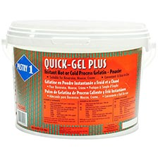 Quick Gelatin - Instant Hot or Cold Process Gelatin Powder