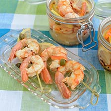 Pickled Shrimp Appetizer Recipe