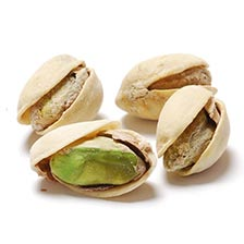 Pistachios, Roasted and Salted with Shells
