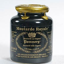 Moutarde Royale Mustard with Cognac
