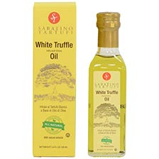 Black Truffle Infused Olive Oil