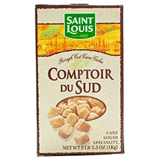 Brown Sugar Cubes (Comptoir du Sud)