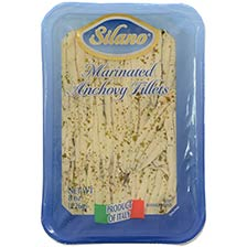 White Marinated Anchovy Fillets