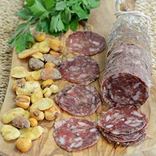 Gin and Juice Salame