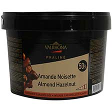 Valrhona Almond Hazelnut Praline Paste - 50%