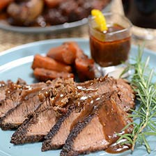 Wagyu Beef Brisket Flat MS3 | Gourmet Food World
