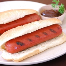 Wagyu Beef Skinless Hot Dogs - 6 inch