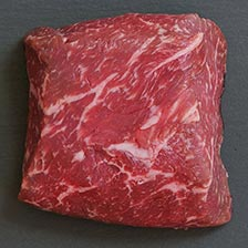 Wagyu Beef Top Sirloin Center Cut Steaks - MS6