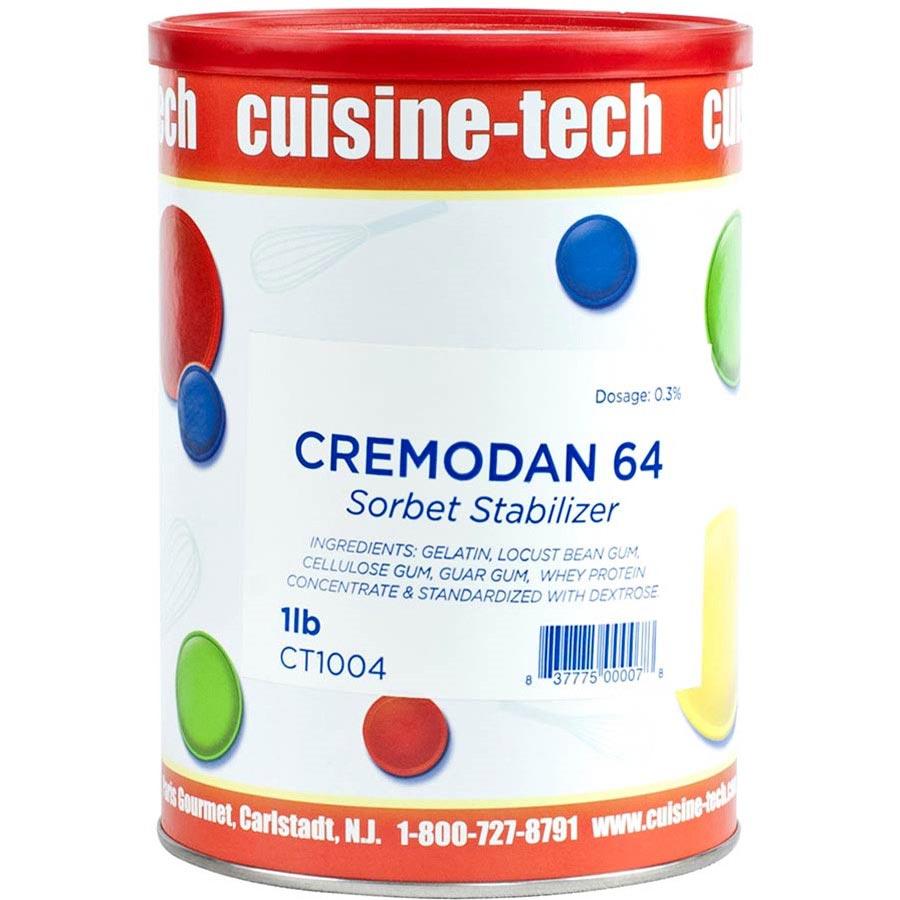 Sorbet stabilizer cremodan 64 molecular gastronomy science for Cuisine tech