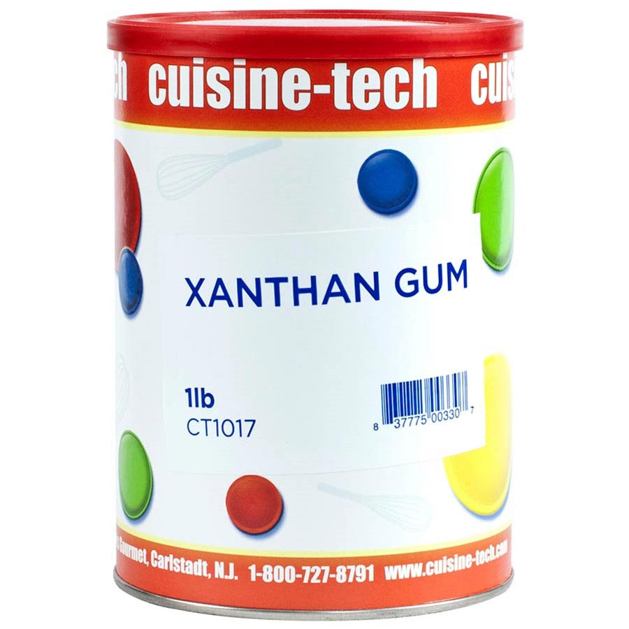 Buy xanthan gum online food stabilizer gourmet food world for Cuisine tech