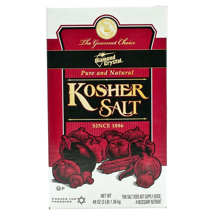 Kosher Salt by Diamond Crystal - buy Spices and Condiments ...