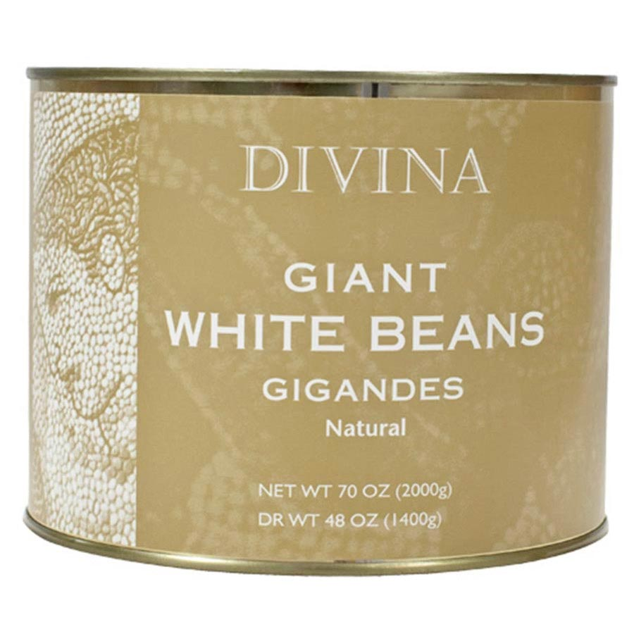 Giant White Beans by Divina from Greece - buy Vegetables and Produce ...