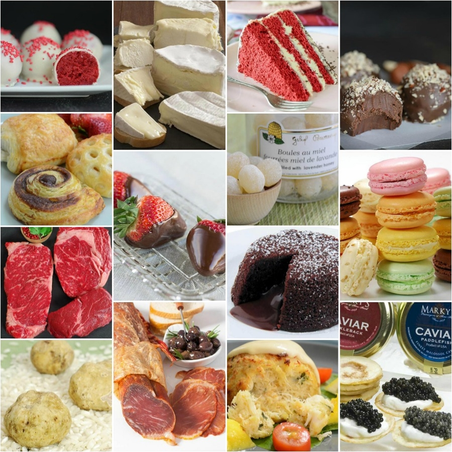 10 edible gifts for valentines day to can buy 4 to make